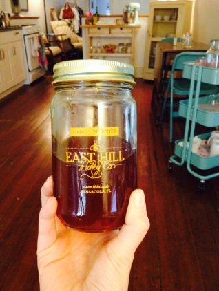 East Hill Honey